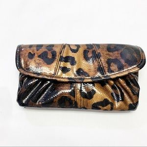 Miche Cheetah Print Wallet